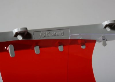 clona s plastovou QM lištou