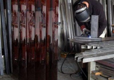 clona weld - svařovací stůl