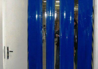 Clona barevná - modrá