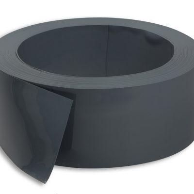 Měkčené PVC 200/2 mm tmavošedé