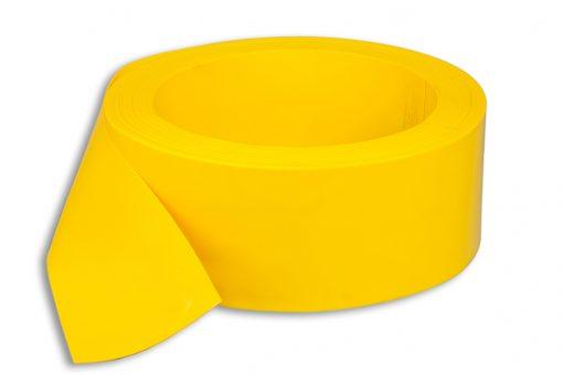 Měkčené PVC 200/2 mm žluté