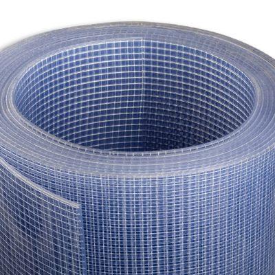Měkčené PVC 1000/6,5 mm mřížkované