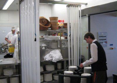 clona - hotelová  kuchyň