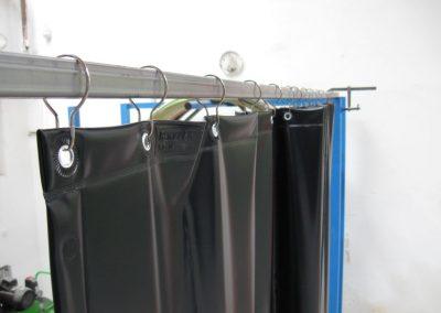 PVC svařovací plachta