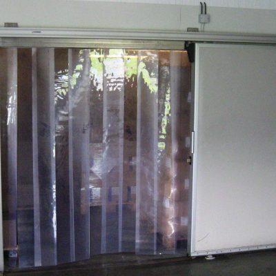 Lamelová clona MRAZÍRENSKÁ, 300x3 mm,